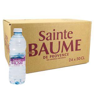 Sainte Baume Eau minérale naturelle
