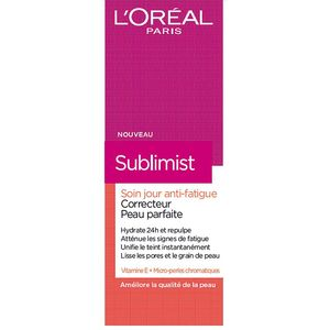 L'Oréal Paris Sublimist Soin Jour Anti-fatigue 35 ml