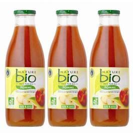 Nature Bio Pur jus de pomme bio
