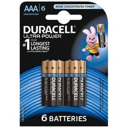 Duracell Piles ultra power AAA