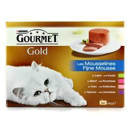 Gourmet Gold Les Mousselines Multivariétés