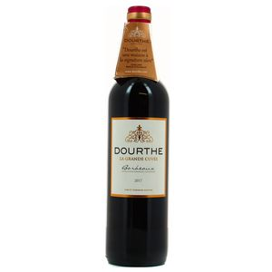 Bordeaux Maison Dourthe, la grande cuvée