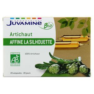 Juvamine Ampoule 100% artichaut - Affine la silhouette bio ...