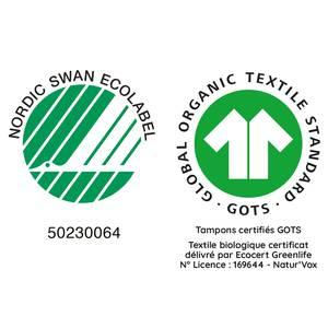 Tadam Tampons hygiéniques Super x16 - 100% coton bio.
