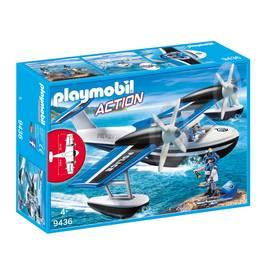 PLAYMOBIL® Action Hydravion de police