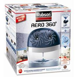 Rubson Absorbeur aero 360 Power tab 40m² avec 2 recharges