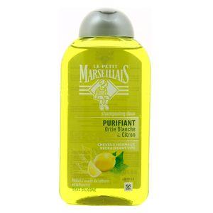 Le Petit Marseillais Shampooing purifiant aux extraits d'ortie blanche et de citron