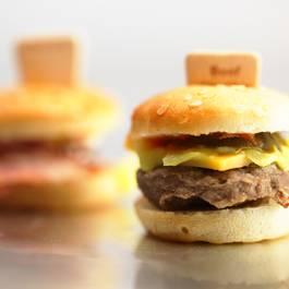 Traiteur Idbuffet Mini cheese burger