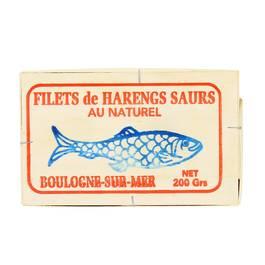 Salaisons Maritimes Filets de Harengs doux