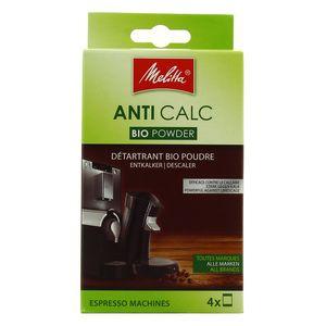 Melitta Anti Calc Biodégradable Powder Detartrant Espresso Machines