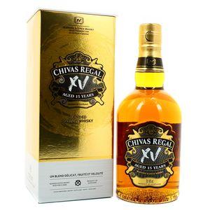 Chivas Regal Blend scotchh whisky 15 ans 40°