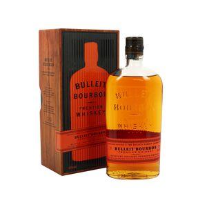 Bulleit Bourbon 45°, étui festif