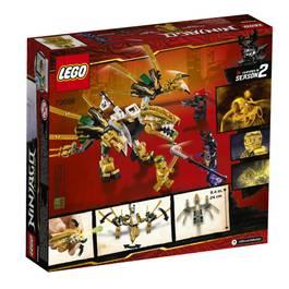 LEGO® Ninjago 70666- Le dragon d'or