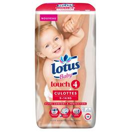Lotus Baby Couches Culottes T4 - 9/14 kg