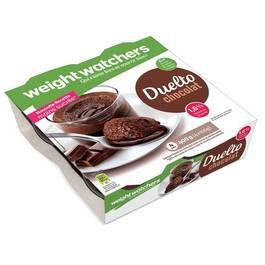 Weight  Watchers Duelto Chocolat 2.8 % mat.Gr