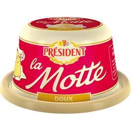 Président Motte de Beurre Doux
