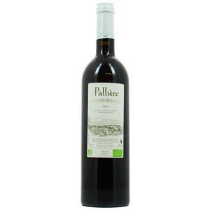 Côtes de Provence Domaine de Pallière rouge BIO