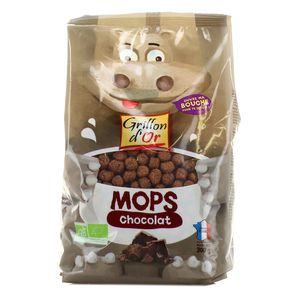 Grillon Or Mops chocolat bio