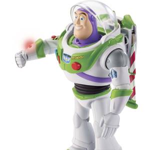 Mattel Buzz l'éclair super action 17cm- Toy Story