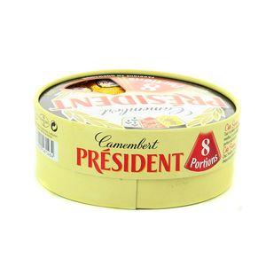 Président Camembert portions