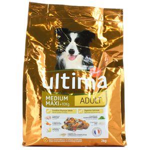 Ultima Affinity Croquettes pour chien medium adulte + de 10Kg