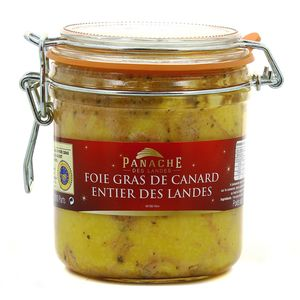 Panache Des Landes Foie gras de canard entier des Landes