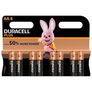 Duracell Piles AA Plus Power AA/LR6