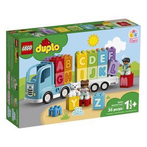 LEGO® DUPLO® 10915- Le camion des lettres