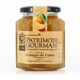 Patrimoine Gourmand Confiture d'orange