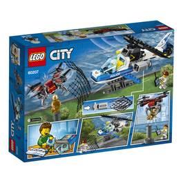 LEGO® City 60207- Le drône de la police