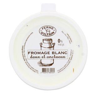 Ferme de Viltain Fromage blanc lisse 0% Mat.gr
