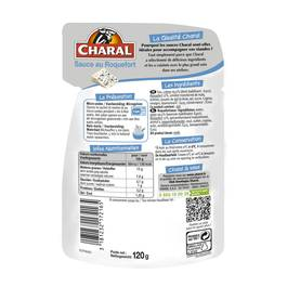Charal Sauce au Roquefort