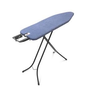 Brabantia Table à repasser repose fer stop vapeur Demin Blue