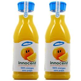 Innocent Jus d'orange sans pulpe
