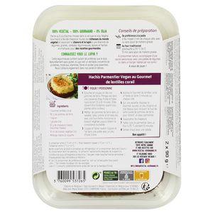 Végétal Gourmand de Pronatura Gourmets bio de lentilles corail, gingembre et épices indiennes, au lupin