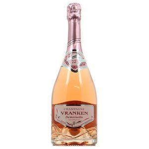 Vranken Champagne brut rosé cuvée Demoiselle