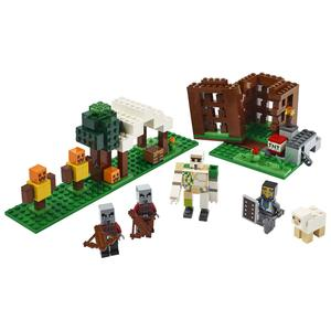 LEGO® Minecraft 21159- L'avant-poste des pillards