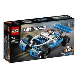 LEGO® Technic 42091- La voiture de police