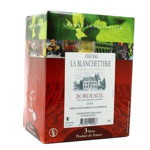 Bordeaux rouge Château La Blanchetterie