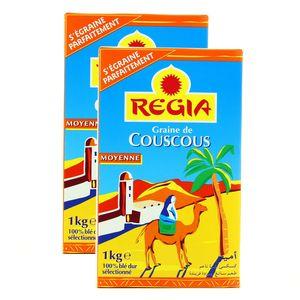 Regia Graine de couscous moyenne