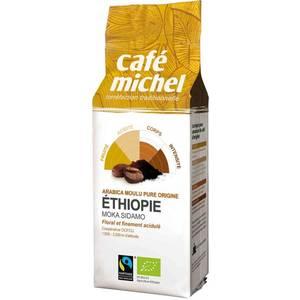Café Michel Café Ethiopie moulu bio