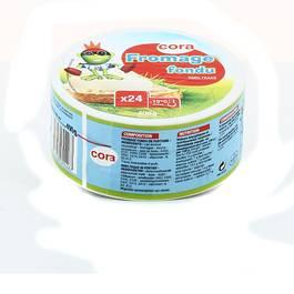 Fromage fondu kido  ,CORA,400g