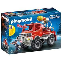 PLAYMOBIL® City Action 4x4 de pompier avec lance-eau