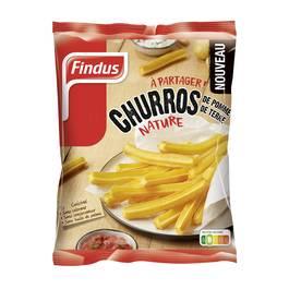 Findus Churros de pommes de terre