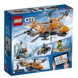 LEGO® City 60193- L'hélicoptère arctique