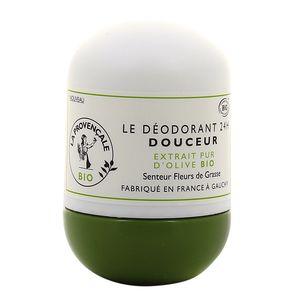 La Provencale Déodorant bille 24h Bio Douceur à l'extrait pur d'olive Bio Ecocert