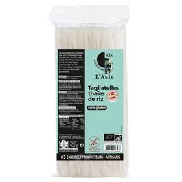 Autour Du Riz Tagliatelles Thaies de riz bio sans gluten