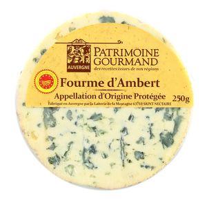 Patrimoine Gourmand Fourme d'Ambert AOC