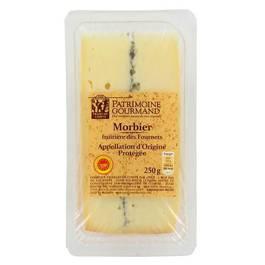 Patrimoine Gourmand Morbier AOC au lait cru