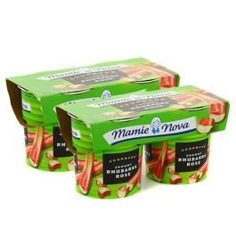 Mamie Nova Gourmand rhubarbe